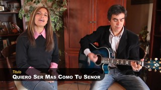 I Want To Be More Like You  (Intimate Spanish Worship)